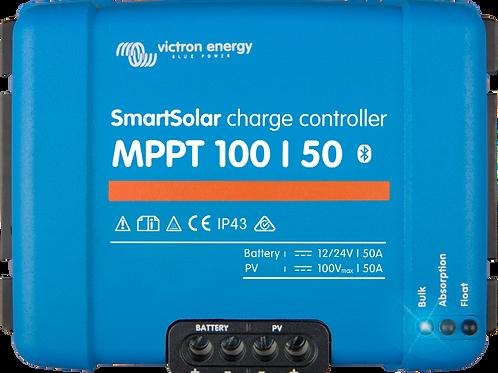 Victron SmartSolar MPPT 100/50 - 100Voc input/50A Charge (12/24V)