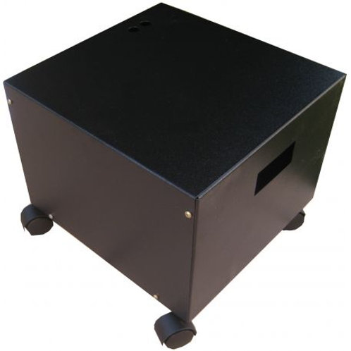 Battery Box on Wheels for 2 x 100Ah Batteries