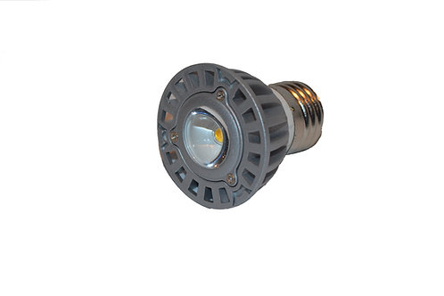 1W 220V E27 WW LED Downlight