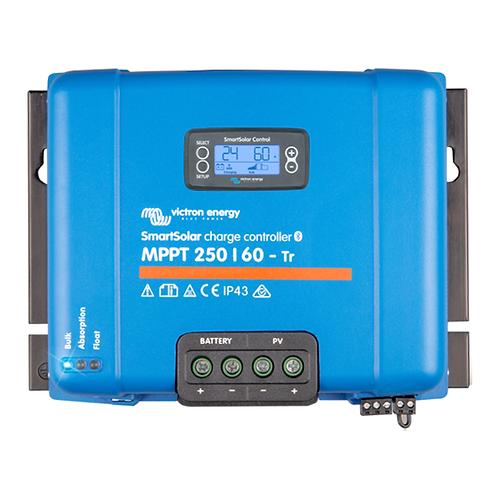 Victron SmartSolar MPPT 250/60 Tr 250Voc input/60A (12/24/48V-60A)