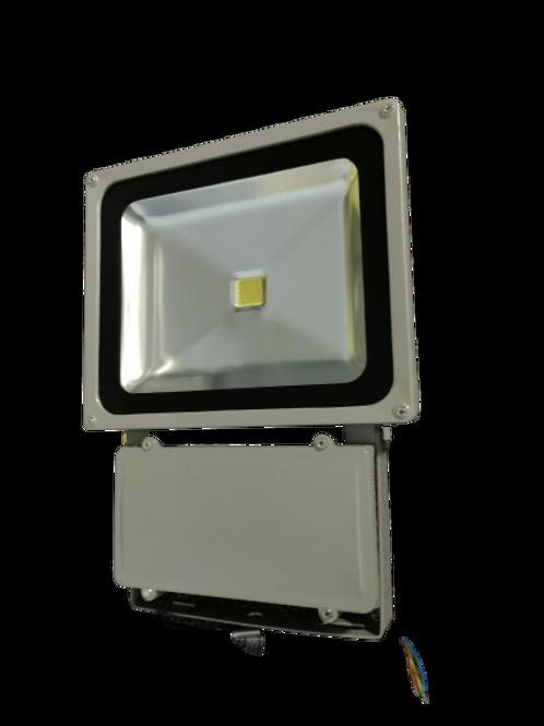 70W 220V LED Floodlight Grey