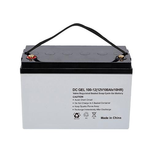 100Ah 12V Gel Battery (LJ)