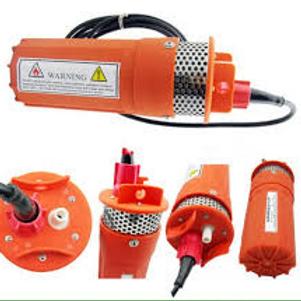 Submersible Pump 12V DC (Price Including Vat)