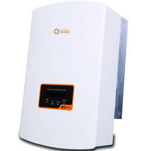 Solis - Inverter 20kW 4G 3 Phase Dual MPPT - DC