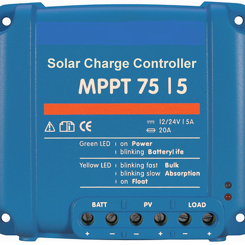 MPPT Charge Controller 75V / 5A