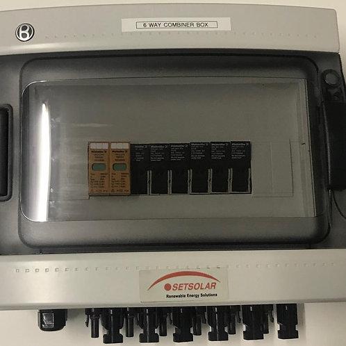 6 String Combiner Box 800V