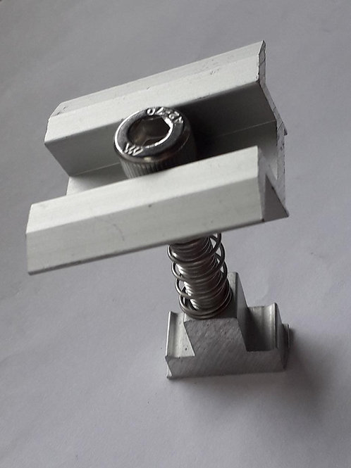 Middle Clamp 35-46mm Kit (MB)