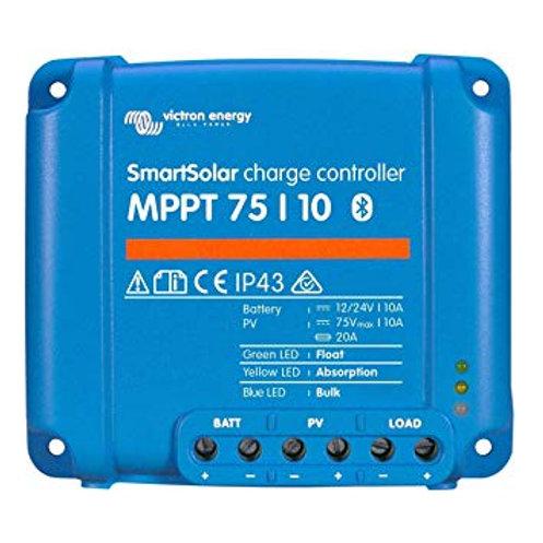 Victron SmartSolar MPPT 75/10 - 75Voc input/10A (12/24V)