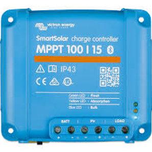 Victron SmartSolar MPPT 100/15 - 100Voc input/15A Charge (12/24V)
