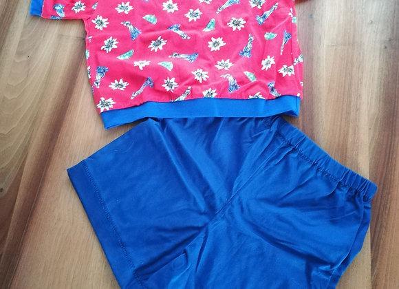 Pyjama Edelweiss Gr. 104