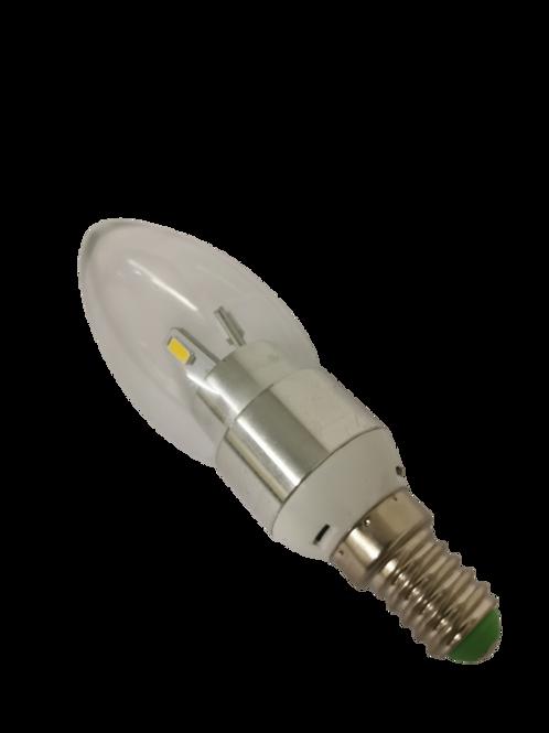 3W 220V E14 LED Candle Bulb
