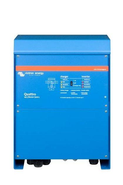 Victron Quattro24/8000/200-100/100