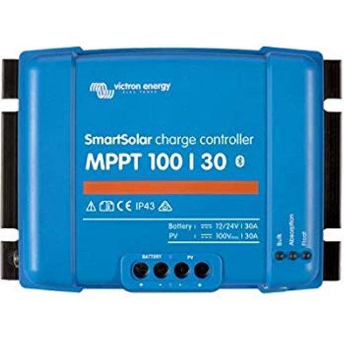 Victron SmartSolar MPPT 100/30 - 100Voc input/30A Charge (12/24V)