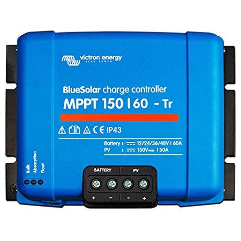Victron SmartSolar MPPT 150/60 Tr 150Voc input/60A Charge (12/24/48V)