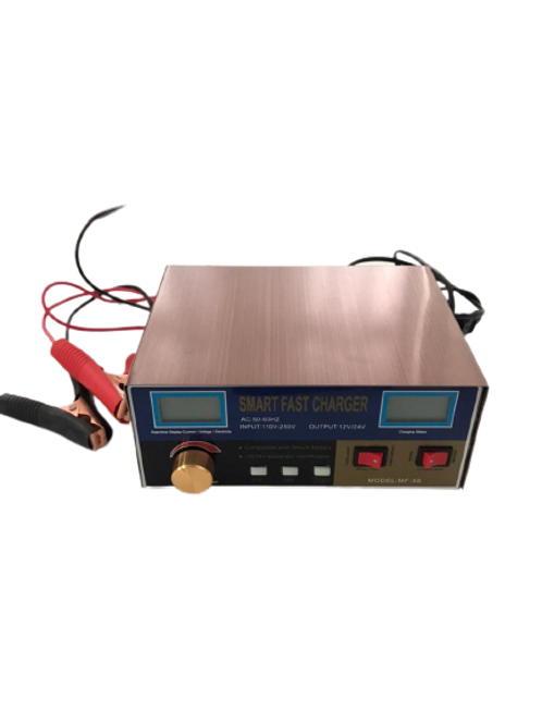 30A 400W 12/24V BATTERY CHARGER (SK)