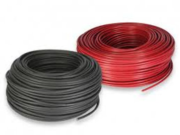 6mm2 Black Solar Cable