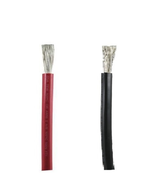 35mm2 Battery Cable (red/black)