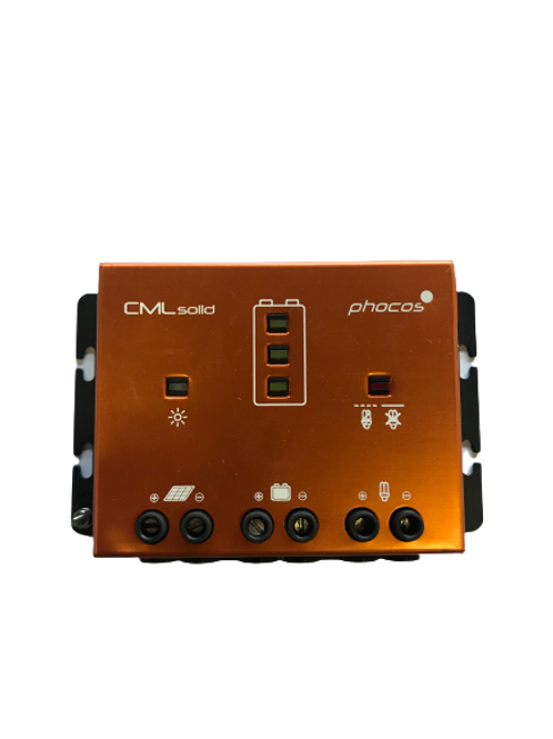 Phocos CML-SOLID30 - 4 Stage Solar Charge Controller