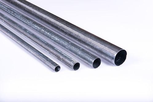Conduit 50mm Galv LW 4m length