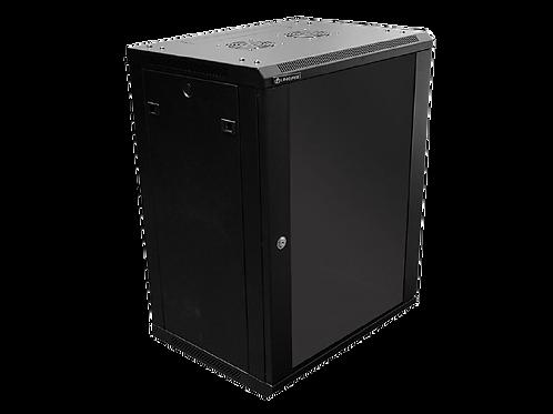 Battery Box - Cabinet/Wall with door (15U) Depth 550mm