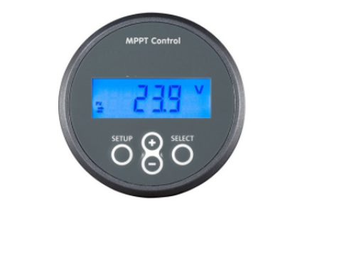 MPPT Charge Controller Small LCD Screen