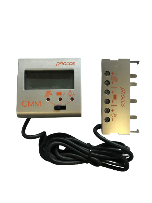 Phocos CMM Multimeter for CA/CML Solar Charge Controllers