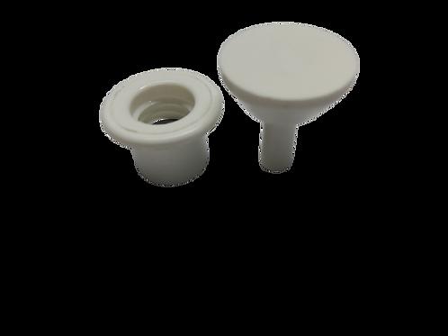 "Nozzle-Pillar Tap Adapter 1/2"" 6lt/min"
