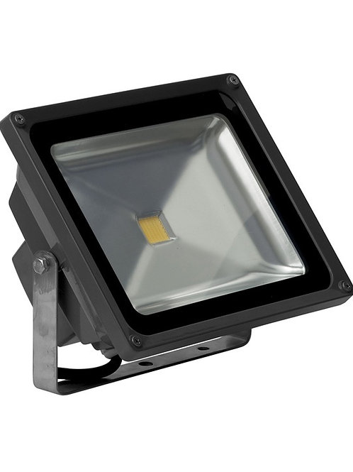 220V 50W LEM Floodlight Black (NW)