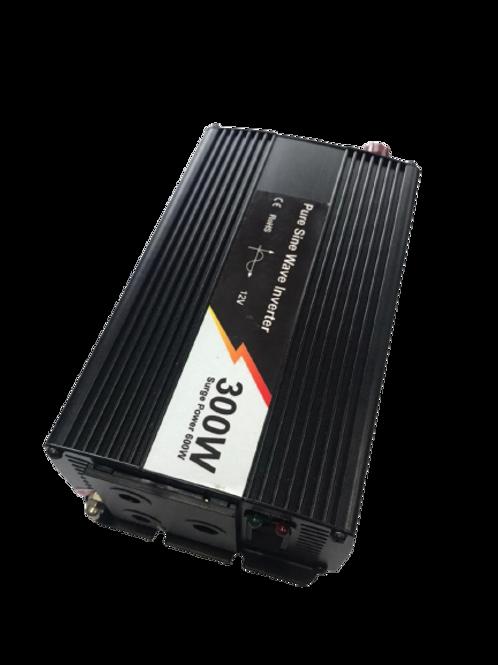 Inverter - 300W 12V PSW (SG)
