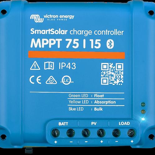 Victron SmartSolar MPPT 75/15 - 75Voc input/15A Charge