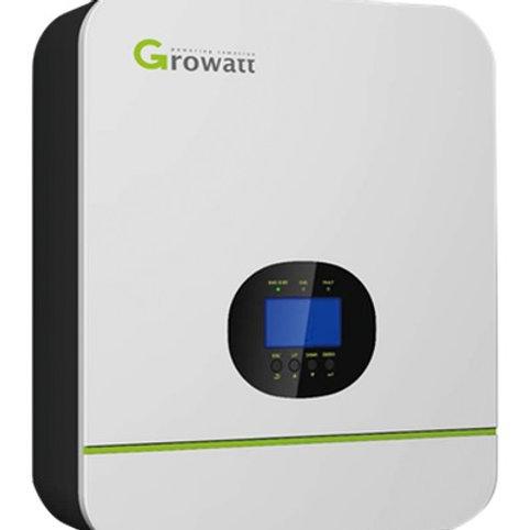 Growatt-5KW 48V TL Hybrid 80A MPPT Incl. Parallel & WIFI kit