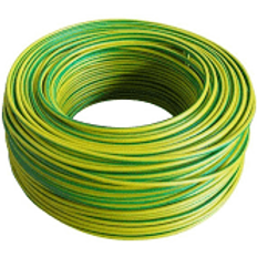 Earth wire - green/yellow 4mm2