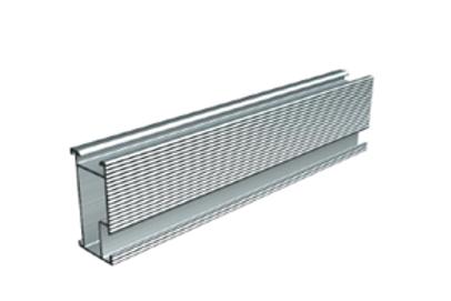 Rail 2.1m (MB) - Aluminium