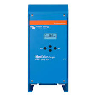 VictronBlue Solar MPPT CAN-Bus Regulator with LCD 150Voc input/85A (12/24/36/48V