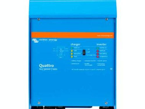 Victron Quattro 12/3000/120-50/30