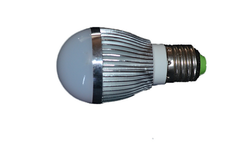 3W 220V E27 WW LIGHT BULB