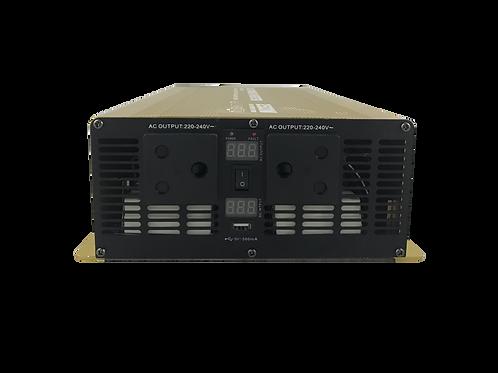 3000W 24V PSW Power Inverter with LED (Gold)
