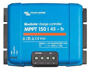 Victron Blue Solar MPPT 150/45 Tr Regulator input/45A (12/24/36/48V-45A)