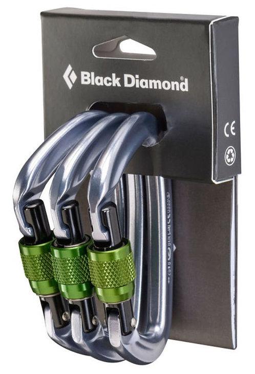 Black Diamond Positron Screwgate
