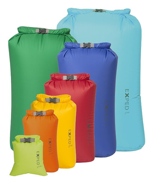 Exped Bright Fold Drybag