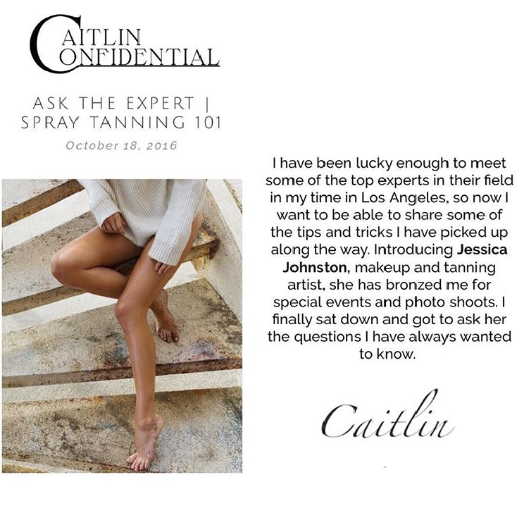 Caitlin Confidential