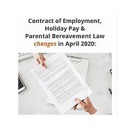 Employment Contracts for Nanny