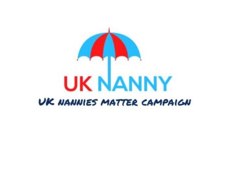 UK Nannies Matter Campaign