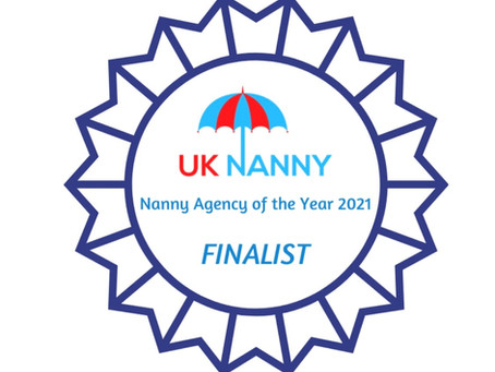 Nanny Agency Of The Year 2021 - Finalist