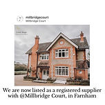 Millbridge Court Farnham Surrey Wedding Venue Wedding Nannies Wedding Creche