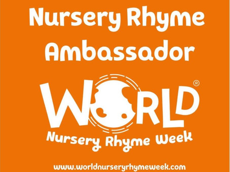 World Nursery Rhyme Week - 16th - 20th November 2020