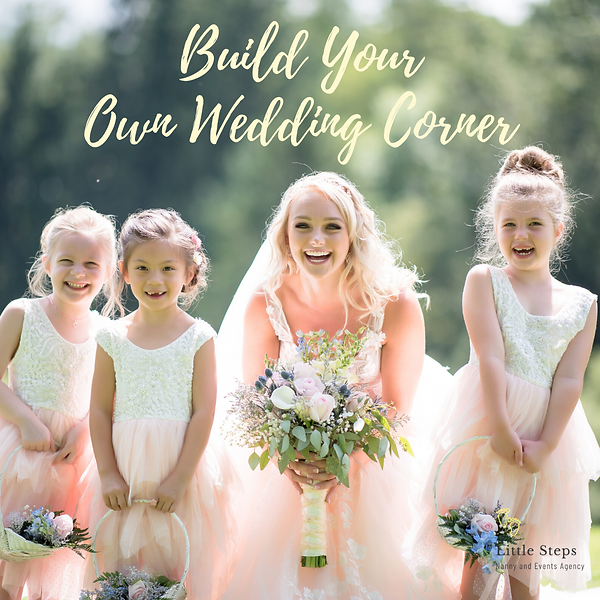 Wedding Childcare Surrey Berkshire Hampshire London UK