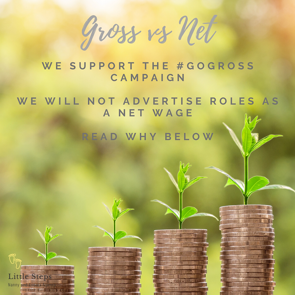 Nanny Gross vs Net Salary