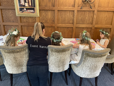 How Easy Is It To Book A Wedding Creche or Corporate Event Childcare?