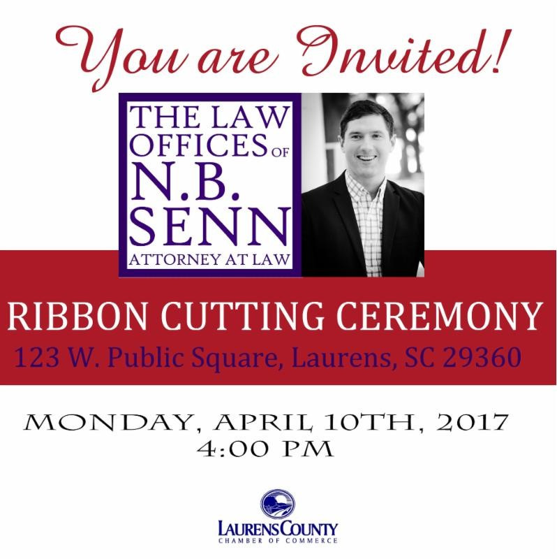 Ribbon Cutting on April 10, 2017 at 4:00 pm
